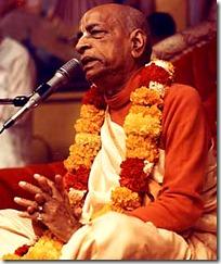 Prabhupada speaking