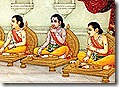 Rama's younger brothers