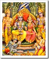 [Rama and His brothers]