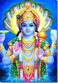 [Lord Vishnu as Supersoul]