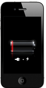 [iPhone low battery]
