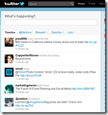 [twitter news feed]