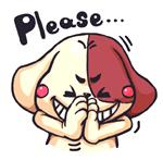 [asking for something]