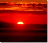 [setting sun]