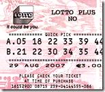[lotto ticket]