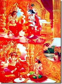 [disciplic succession of Bhagavad-gita]