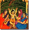 [Lord Chaitanya child]