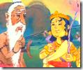 [Rama with Vishvamitra]