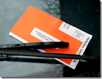 [parking ticket]