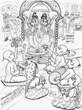 [devotional service]