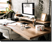 [home office setup]