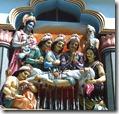 [Pandava brothers with Bhishma]