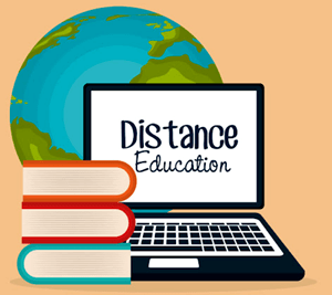 [distance learning]