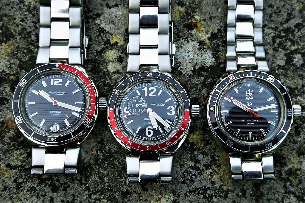 Vostok Amphibia 960 Neptune - Krishna s Russian Watches 42a06368ec