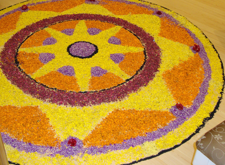 Onam – the colourful festival of Kerala