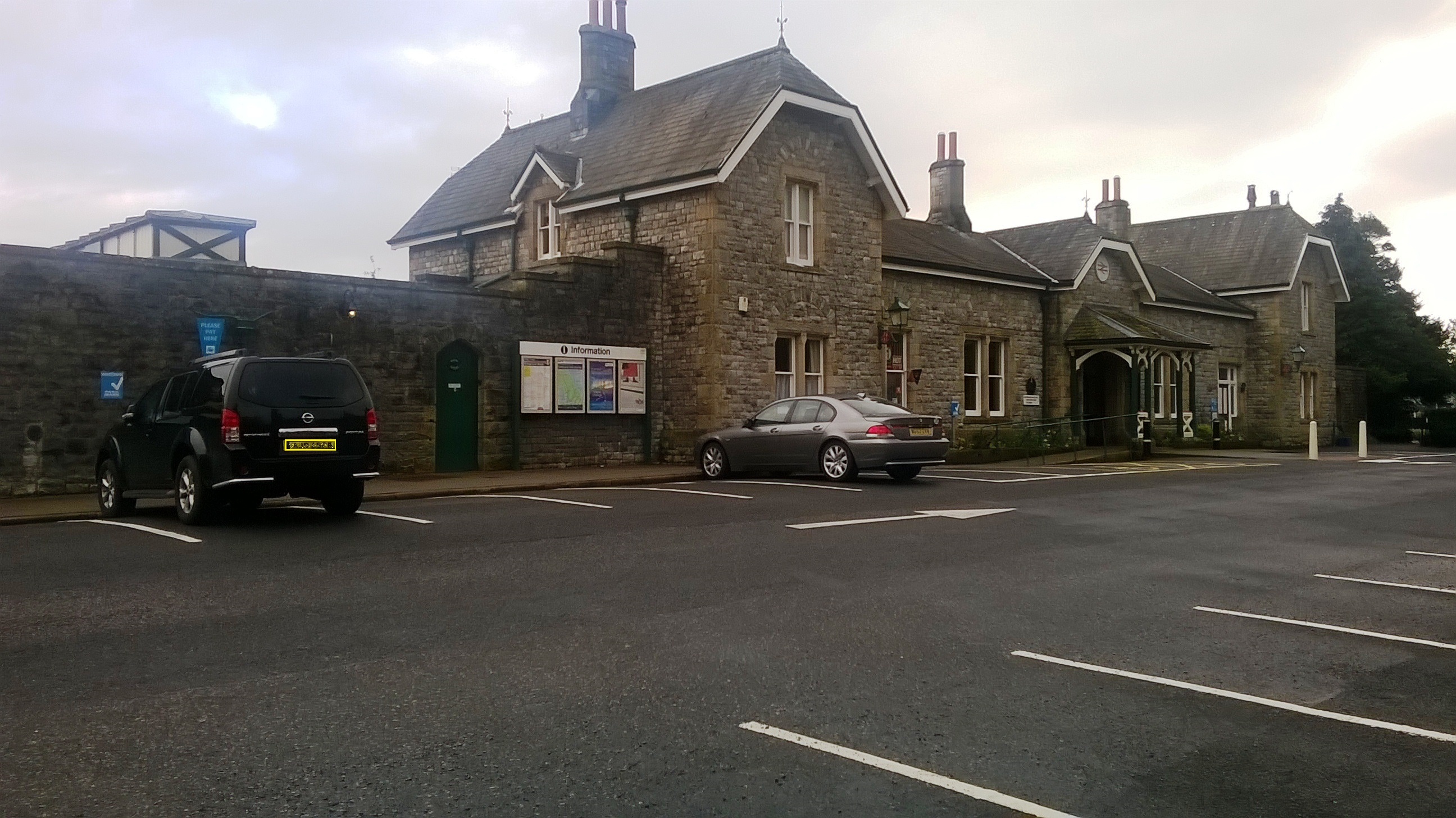 Grange-Over-Sands dzelzceļa stacija