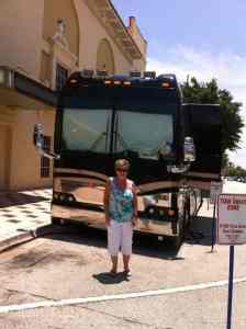 Stewy Doll Tour Bus