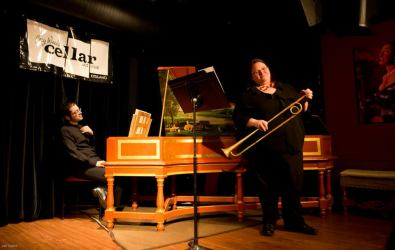La Voce di Gabriele, Live at the Cellar!