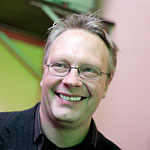 Peter Mertens, lijsttrekker VP Antwerpen en Europa. Een of twee PVDA'ers van zijn kaliber kunnen het verschil maken.