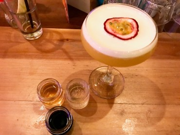 Sugar Dumpling Glasgow Shots and Cocktails