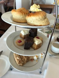 Troon (Scotland) : The Marine Hotel Afternoon Tea