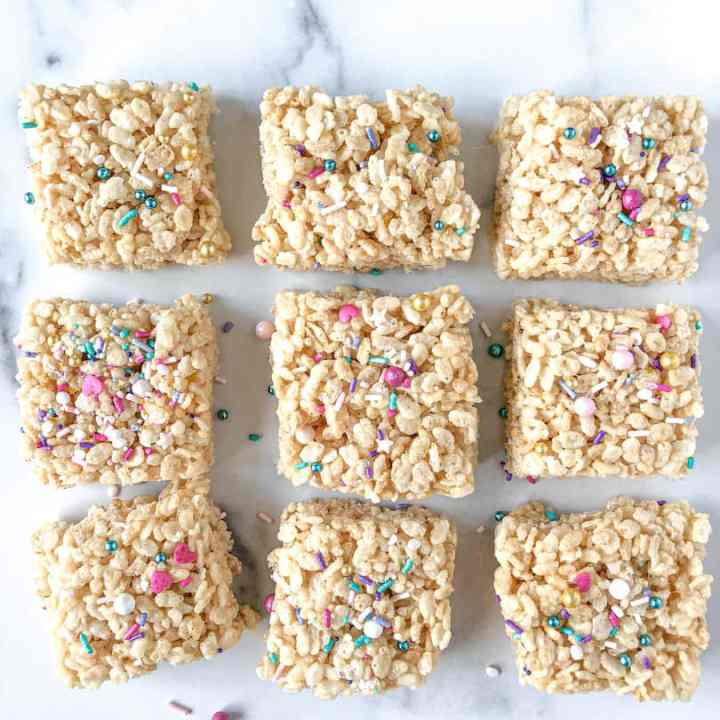 Rice Krispie Treat Recipe: Tastes Like Childhood