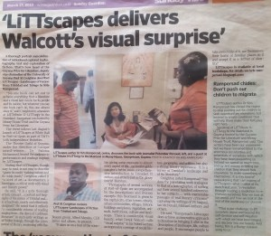 LiTTscapes delivers Walcott Visual Surprise