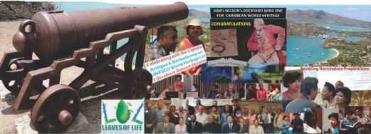 Dr Kris Rampersad preparing Antigua Dockyards for World Heritage nomination