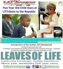 Child Stars at LiTTribute by Kris Rampersad