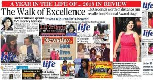 Dr Kris Rampersad Lifetime Excellence