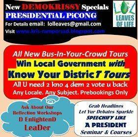 Know Your District Tours