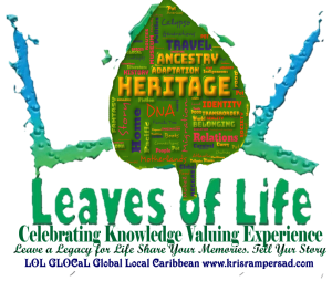 Leave A Leaves of Life Legacy