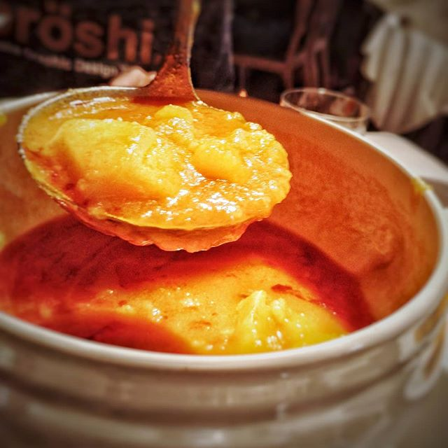 A typical #dish from the region of #LaRioja . Potatoes Riojana (Rio-ha-na) style.#insta #instapic #food #foodie #foodporn #delicious #yummy #delight #happy #happiness #PicOfTheDay #craving #magnificientShot #gastro #FoodForThoughts #Sexy #hungry #foodgasm