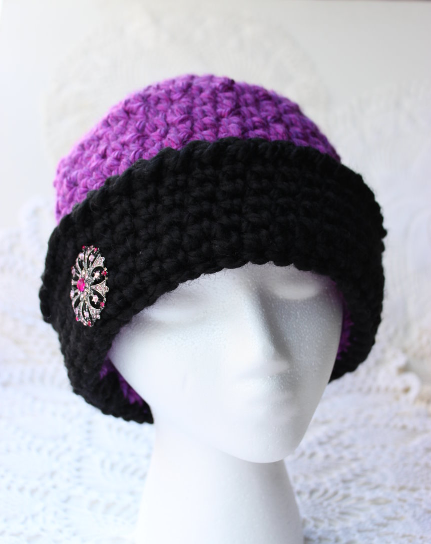 e98c49ad879 Young Girls Chemo Cap With Fancy Brim Options - Krissys Over The ...