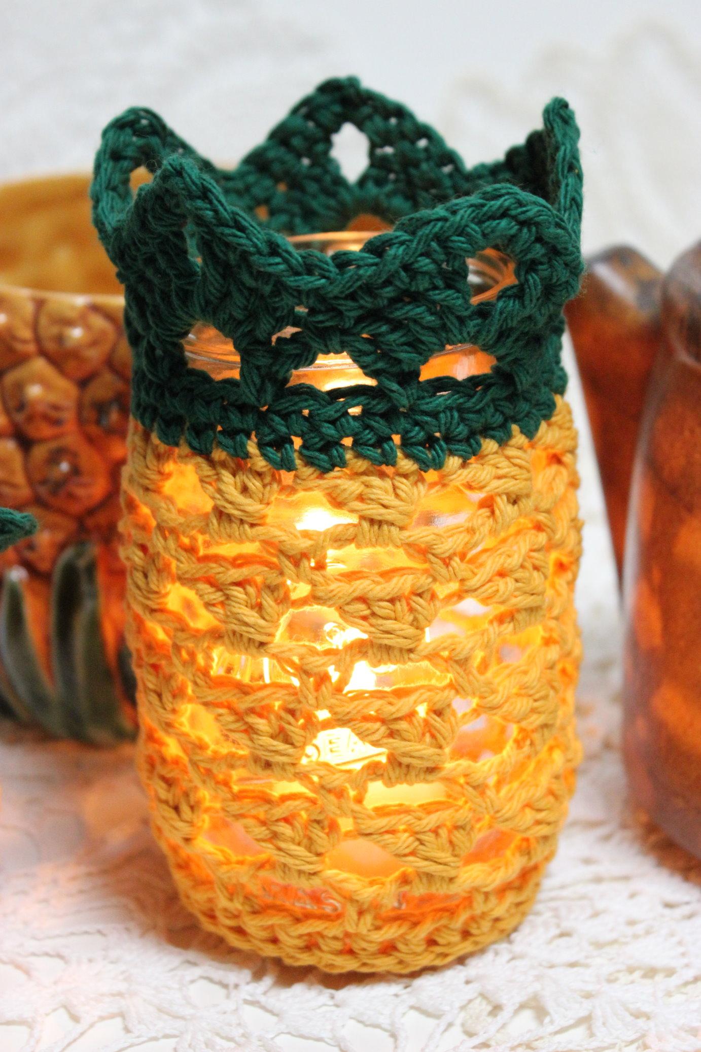 Pineapple Tea Light