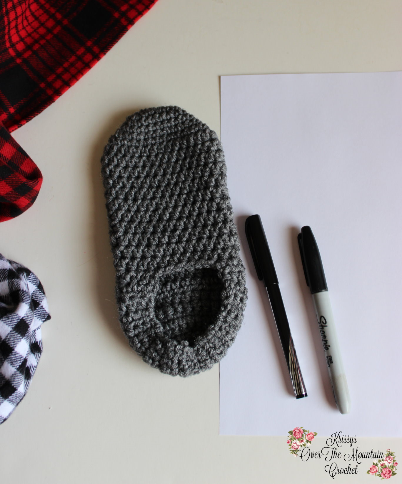 Padded Flannel Pads