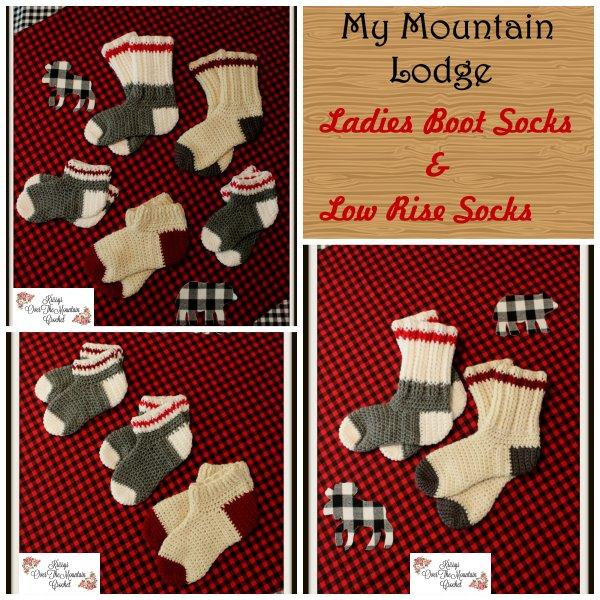 Lumberjack Boot Socks