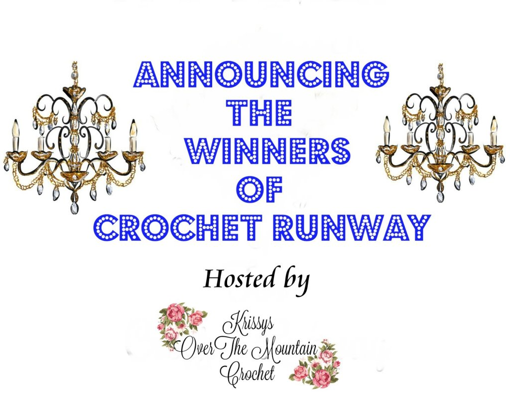 Crochet Runway winners