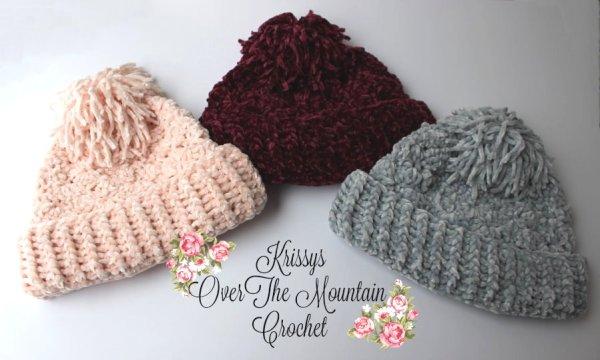 Gracie's Blanket Velvet Hat