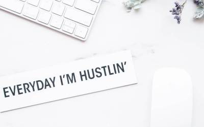 Why hustling is killing your happiness and a better H-word approach to your goals