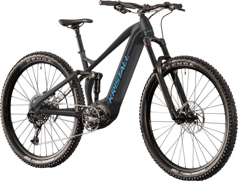 KRISTALL E-650 All MountainE-MTB mit BROSE Drive S Mag