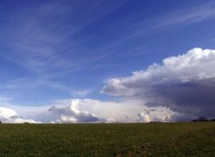 moln, moln....