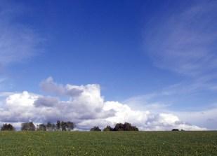 ännu mera moln....
