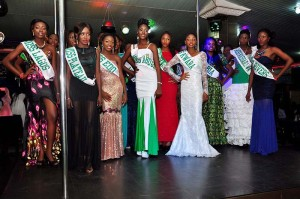 CONTESTANTS ON DINNER GOWN web1