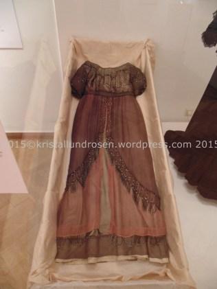 Gesellschaftskleid 1913 Köln oder Paris