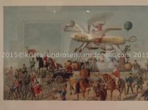 Rosenmontagszug 1914 Sport von Adolph Winkel gestaltet