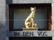 Hauszeichen Fuchs Großer Markt