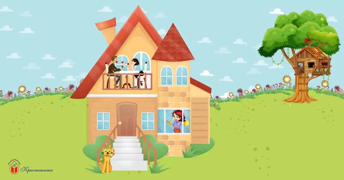 Помощ в домакинството и Професионално почистване
