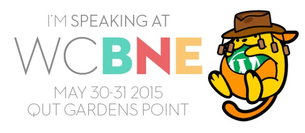Speaking at WCBNE