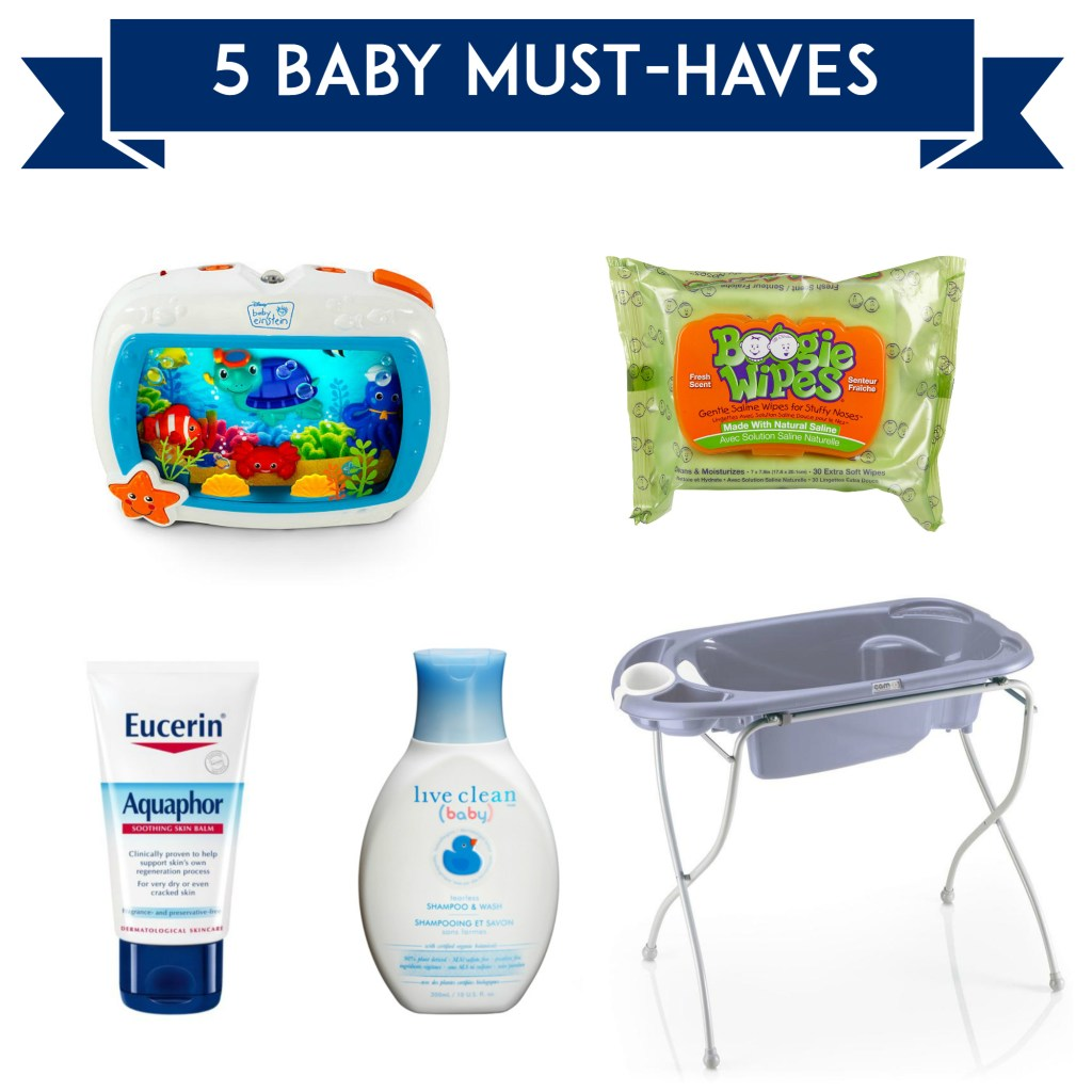 5-baby-must-haves